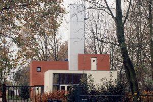 Barneveld, woonhuis in rioolgemaal
