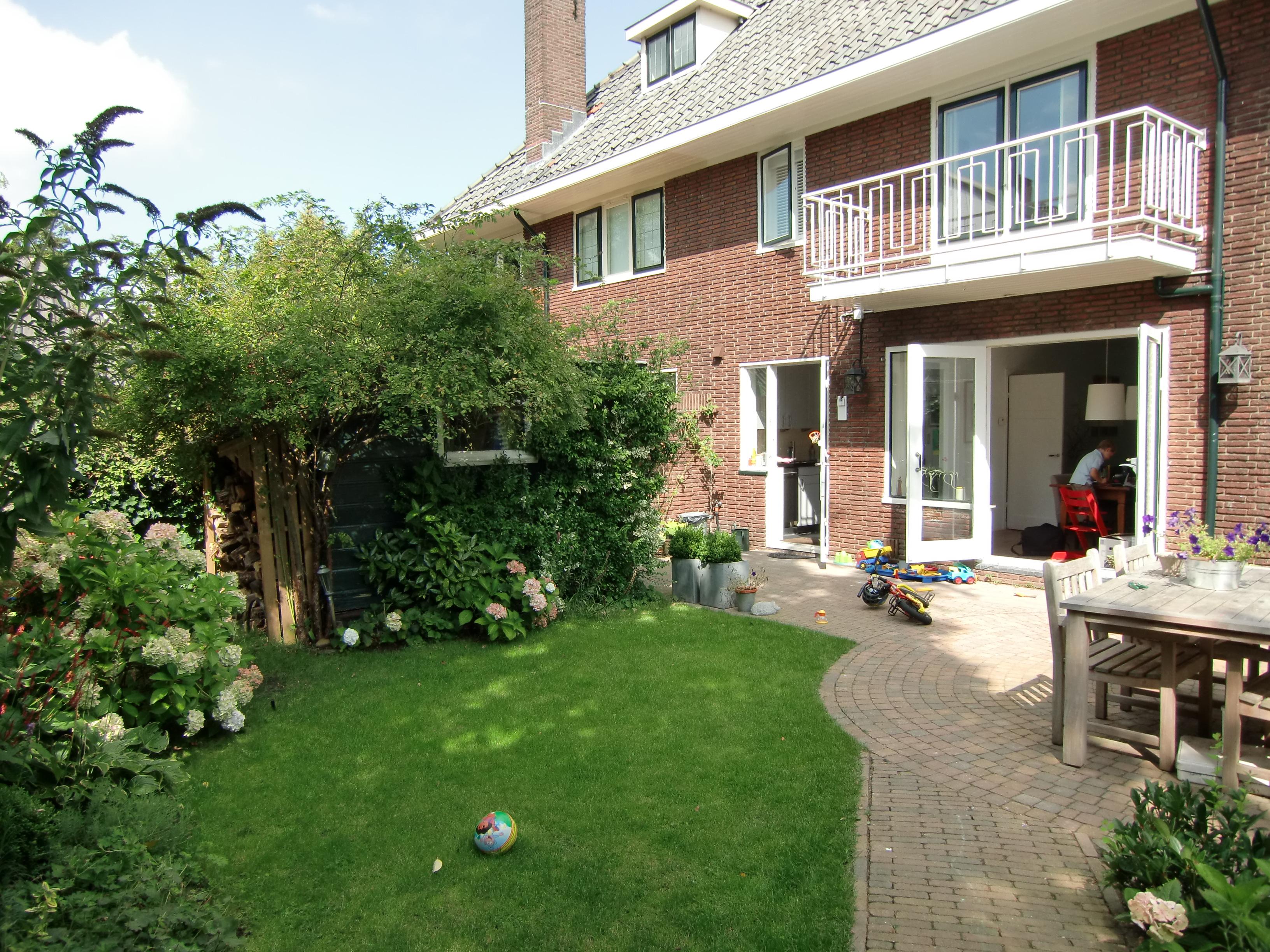 Bilthoven uitbreiding jaren 39 30 huis architectenbureau van l ben sels - Idee huis uitbreiding ...