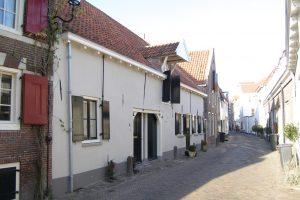Amersfoort, restauratie muurhuizen