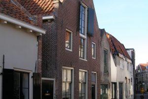 Amersfoort, restauratie muurhuis
