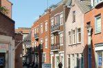 Overzicht vanaf de Grote Haag