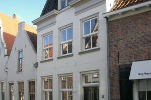 Amersfoort, restauratie Bloemendalsestraat