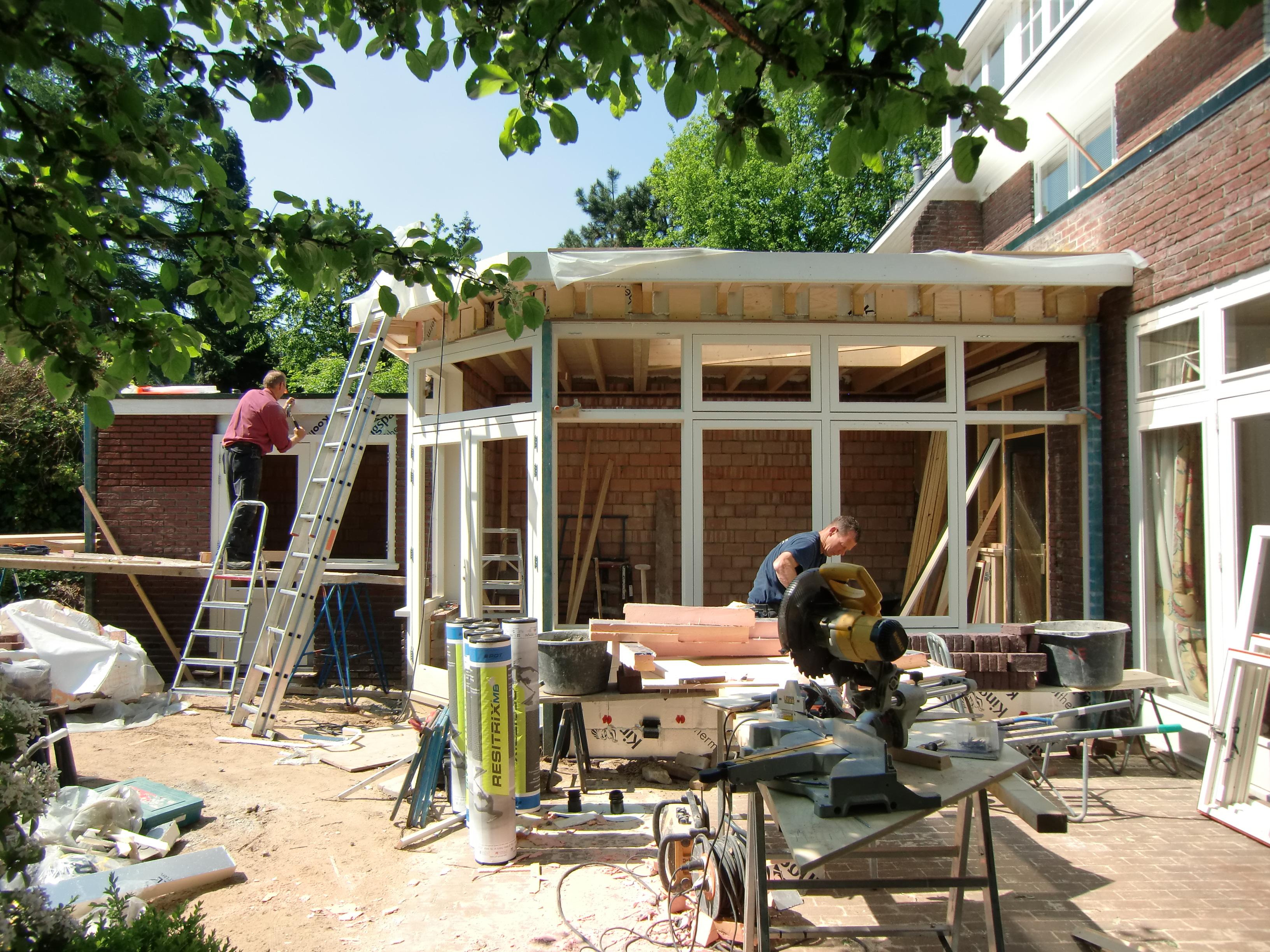 Oosterbeek uitbreiding jaren 39 30 woning architectenbureau van l ben sels - Renovateer een huis van de jaren ...