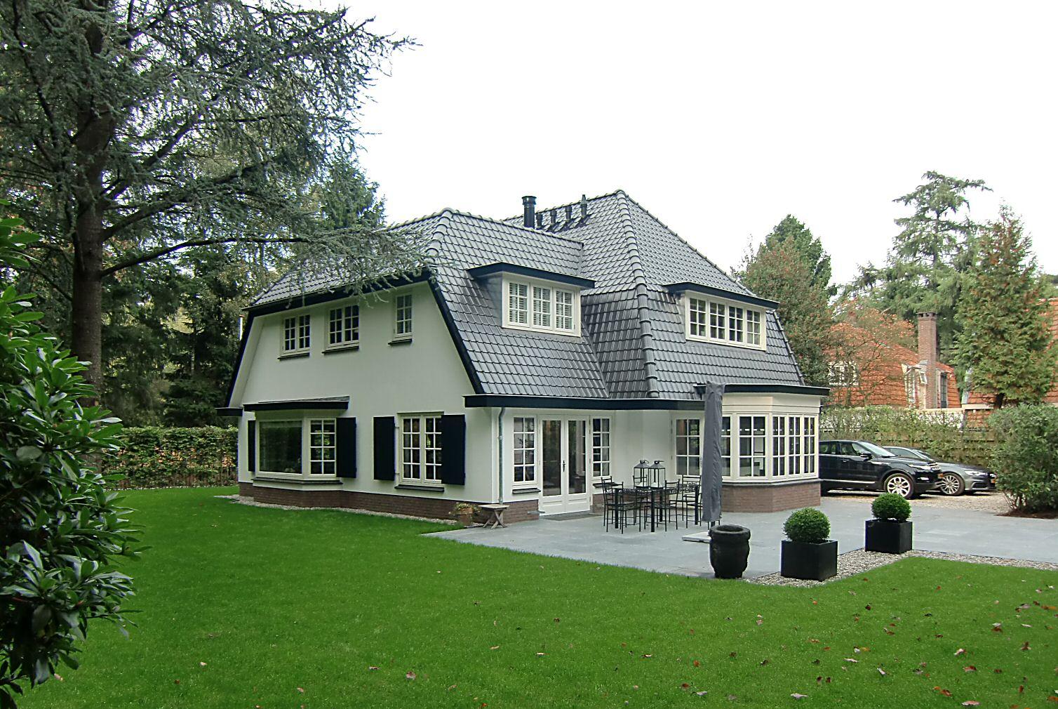 Maarn renovatie en uitbreiding jaren 39 20 woning architectenbureau van l ben sels - Architectuur renovatie ...