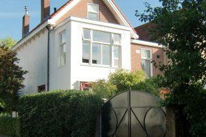 Balkonopbouw in stijl vervangen