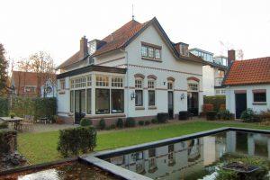 Driebergen, uitbreiding en verbouwing monumentaal woonhuis