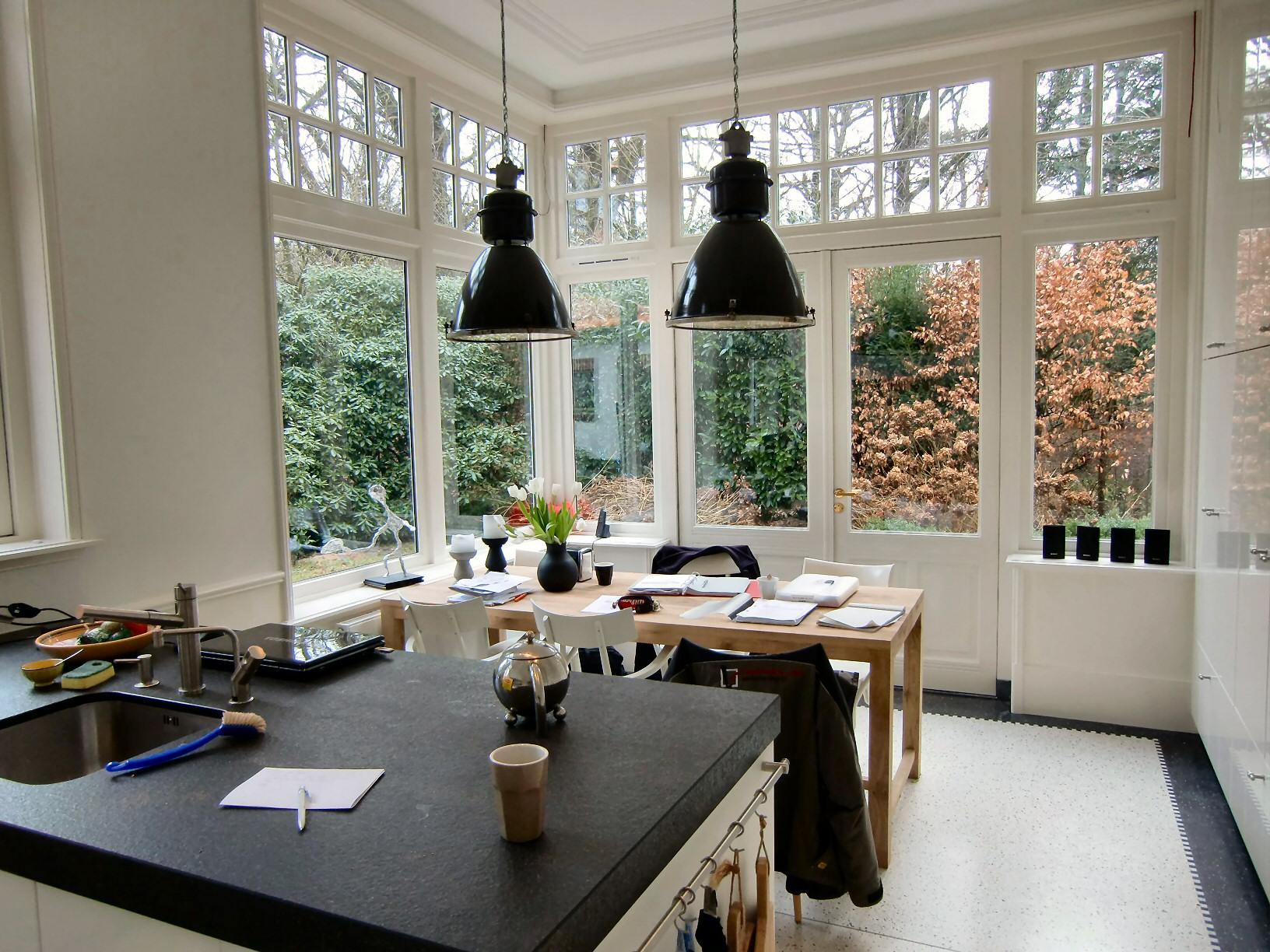 Uitbreiding Aan Huis : Driebergen uitbreiding en verbouwing monumentaal woonhuis