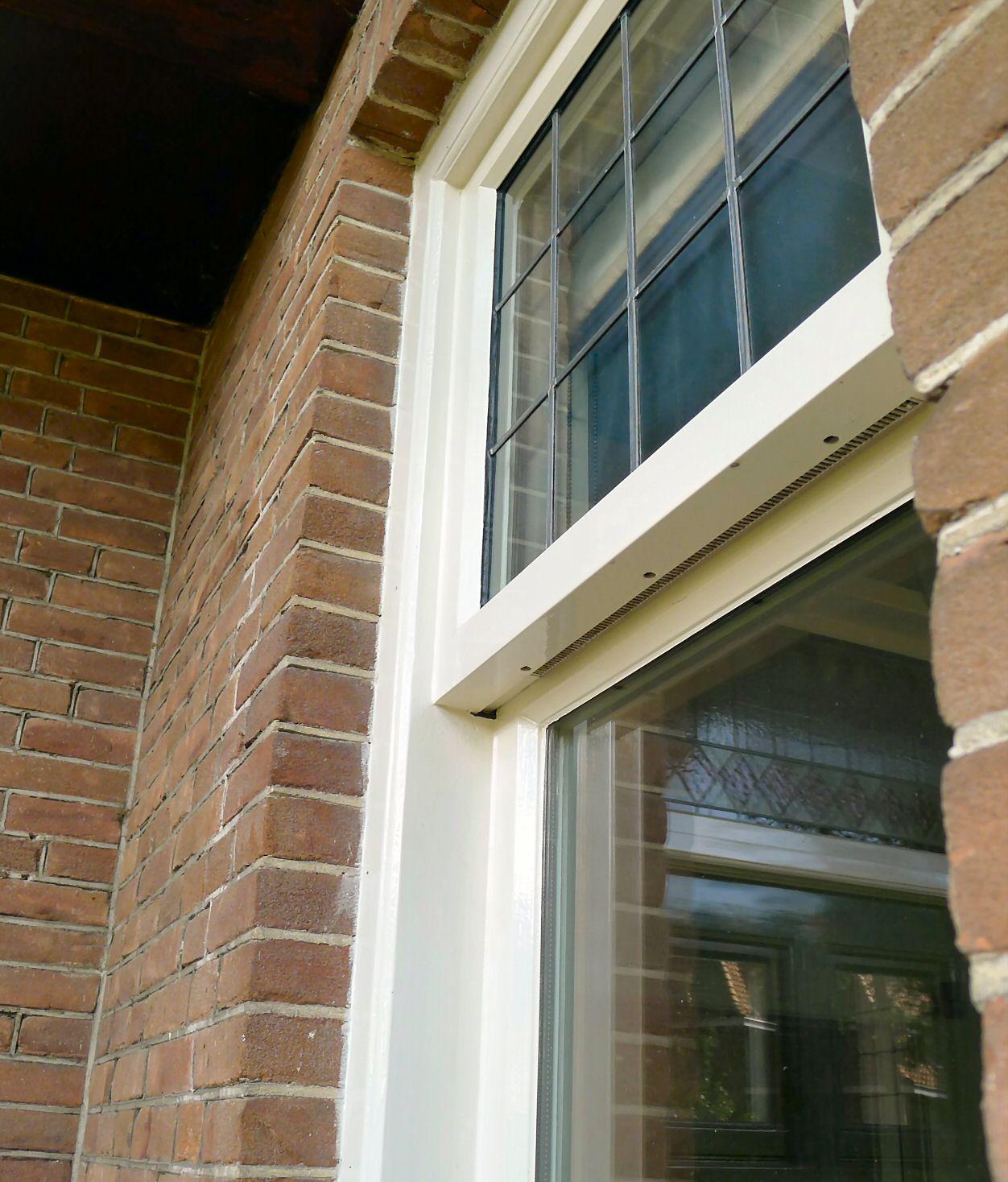 Doorn uitbreiding jaren 39 20 woonhuis architectenbureau van l ben sels - Uitbreiding huis glas ...