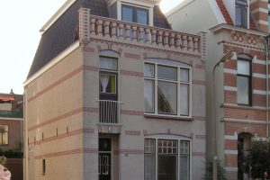 Amersfoort, uitbreiding monumentaal pand met zolderverdieping