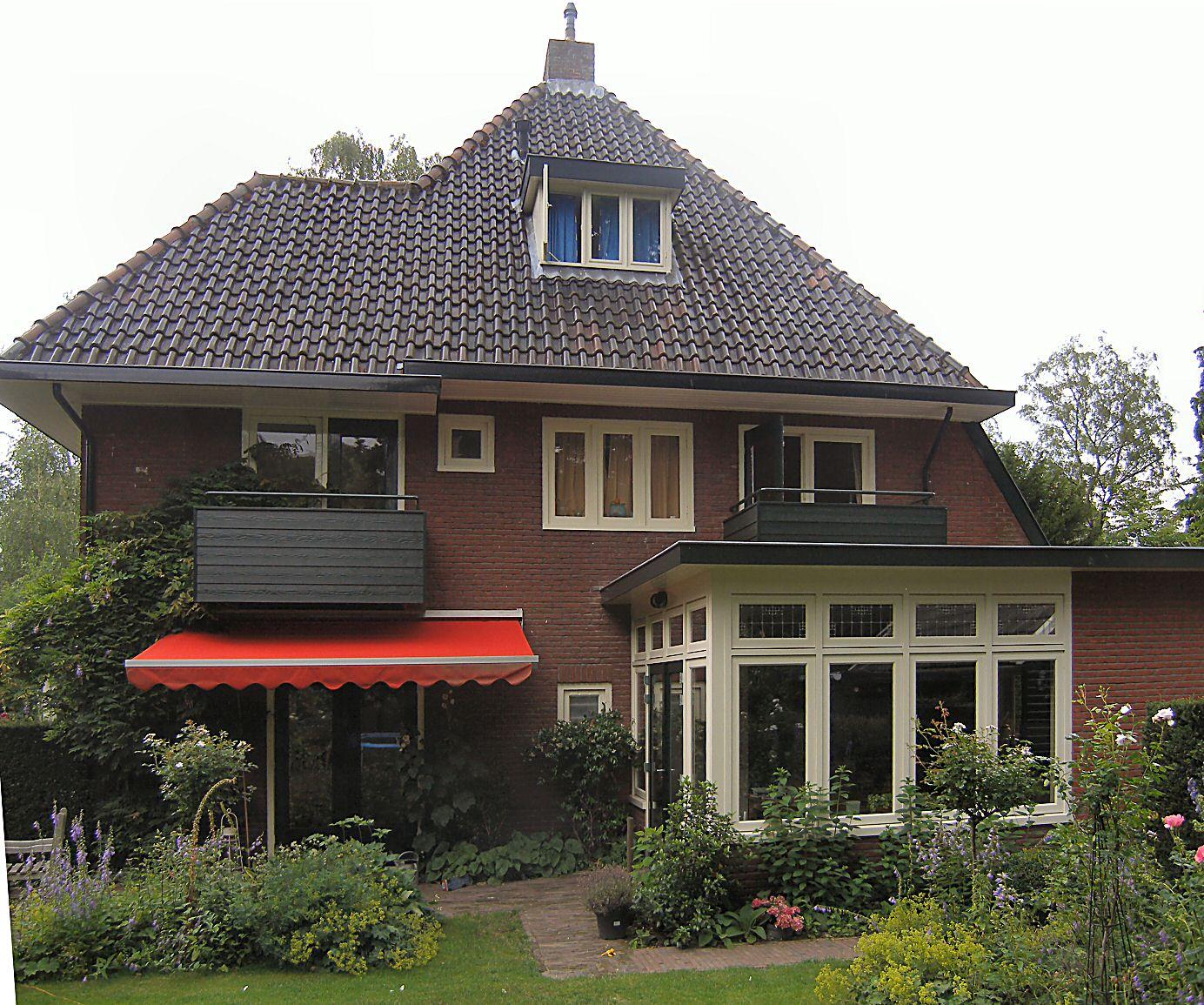 Amersfoort uitbreiding jaren 39 30 woning architectenbureau van l ben sels - Renovateer een huis van de jaren ...