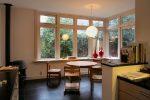 De nieuwe woonkeuken