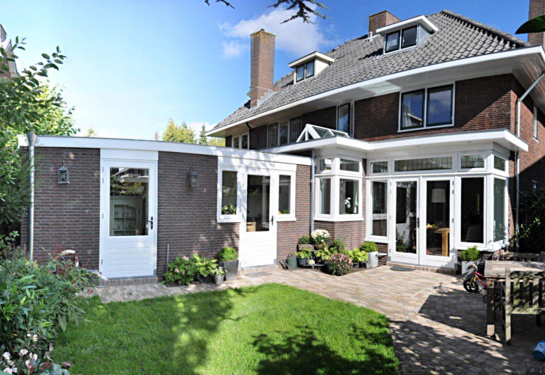 Uitbreiding Aan Huis : Bilthoven uitbreiding jaren huis architectenbureau van
