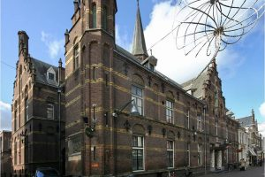 Deventer, restauratie Gildehotel