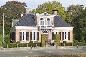 Hoogezand, bouwhistorische inventarisatie herenhuis